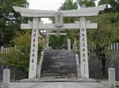二の鳥居~神橋